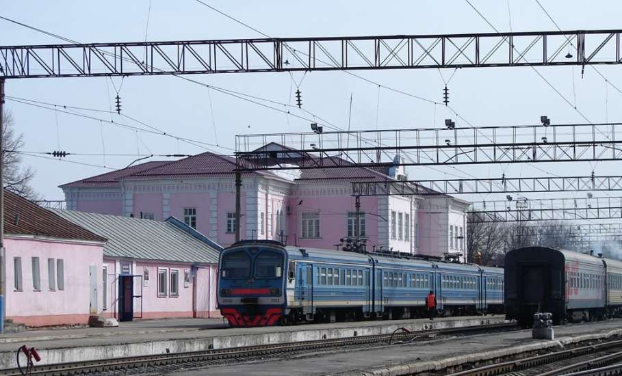 елец железнодорожный вокзал фото